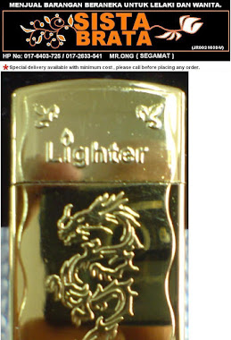 Sophiscated type of Lighter for Sale.