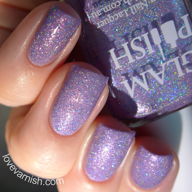 Glam Polish Get Otter Here!