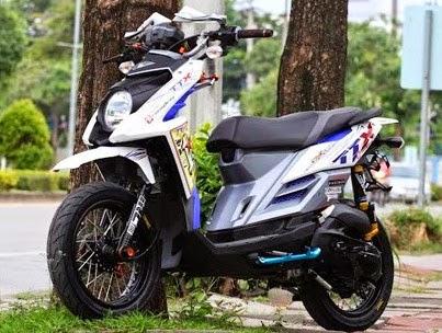 Modifikasi Motor Yamaha X Ride Terbaru Untuk 5 Foto Gambar Model