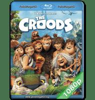 LOS CROODS: UNA AVENTURA PREHISTORICA (2013) FULL 1080P HD MKV ESPAÑOL LATINO