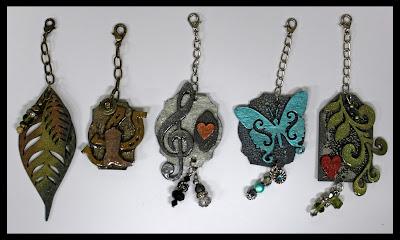 Corina Finley Designs Southern Charms