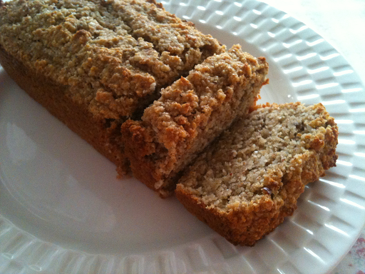 Apple Cinnamon Bread - Grain free, gluten free, dairy free