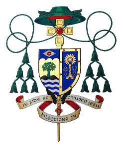 Bishop Vann Coat of Arms