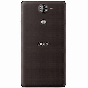 Acer Liquid X1 rear