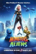 Watch Monsters vs. Aliens 2009 Megavideo Movie Online
