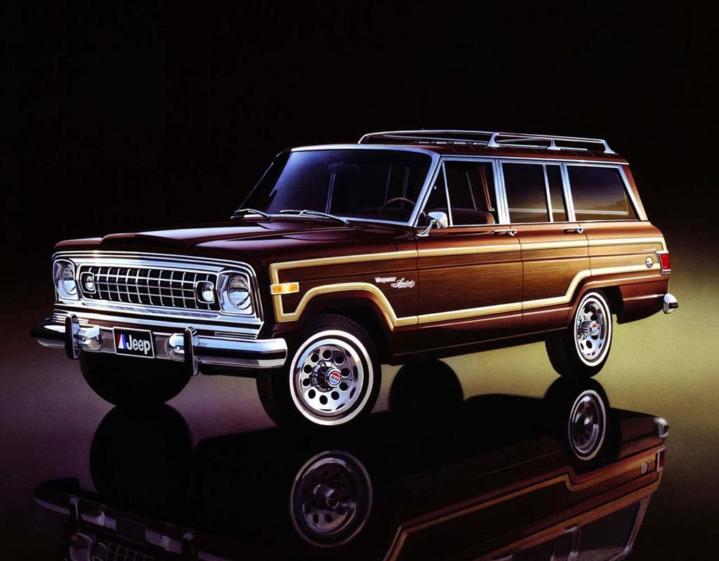 2015 jeep grand wagoneer concept pictures. Cars Review. Best American Auto & Cars Review