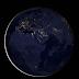 Gambar Bumi Cantik Di Ambil Waktu Malam Dari Angkasa