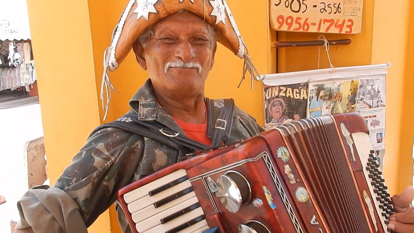 O sanfoneiro de Aracaju