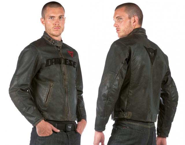 dainese vintage jacket