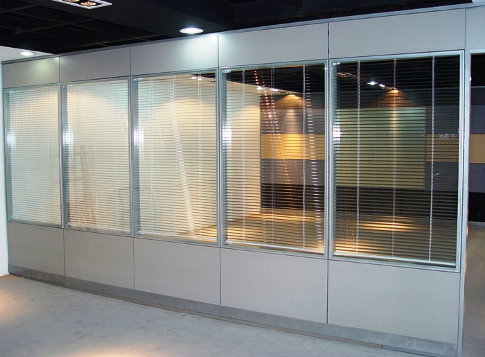Security Gypsum Board : Details of gypsum board partition system