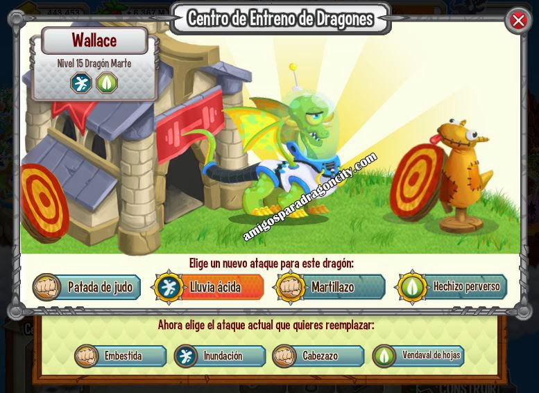 Dragon Marte  Amigos Para Dragon City