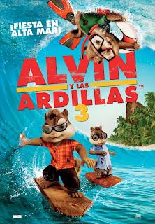 Alvin y Las Ardillas 3 [NTSC/DVDR] Ingles, Español Latino
