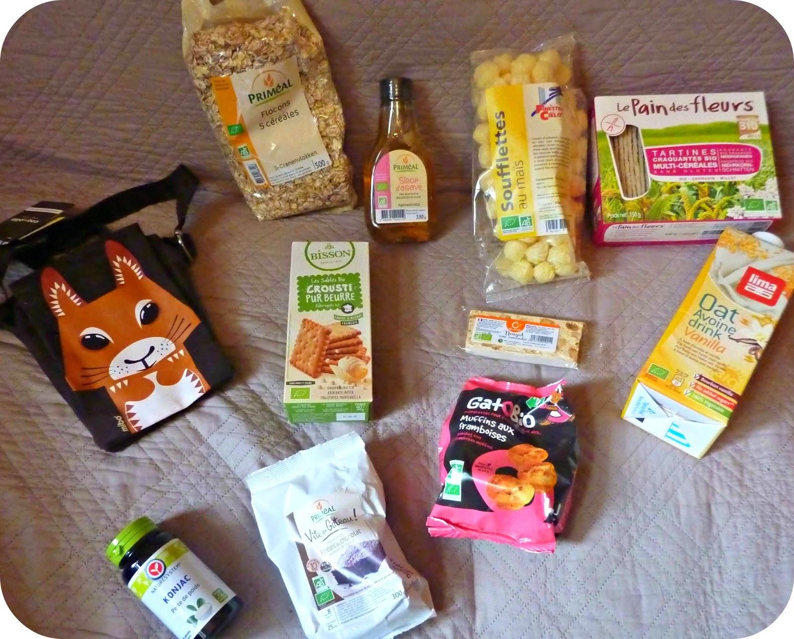produits écologiques et biologiques