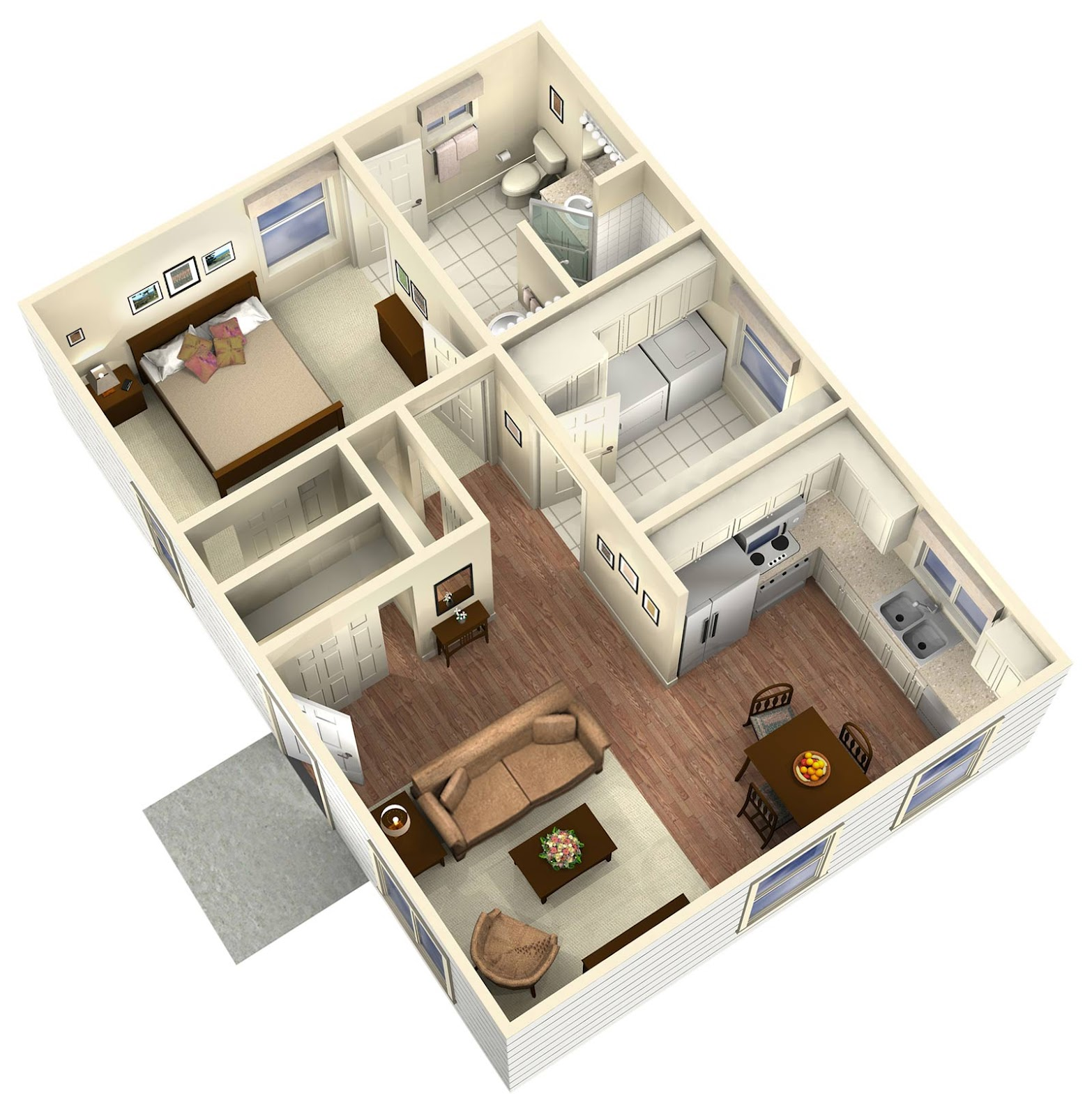 Modular home builder senior market attracts more systems for Pod house plans