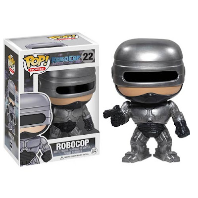 RoboCop Pop! Movies Vinyl Figure by Funko
