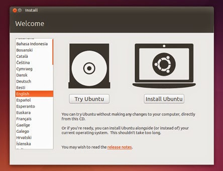 Instalación Ubuntu