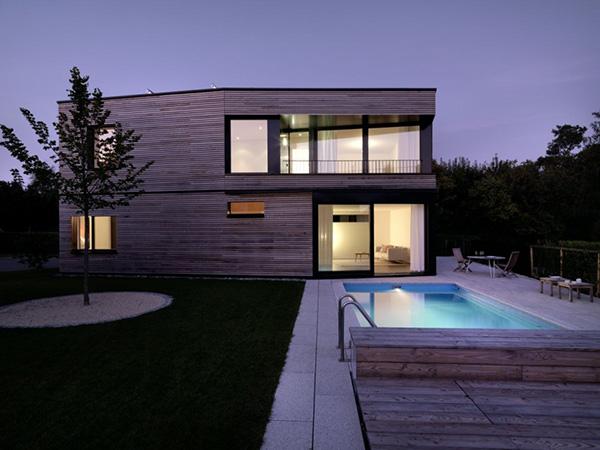 Casas minimalistas y modernas category tecnologia for Casa minimalista 120m2