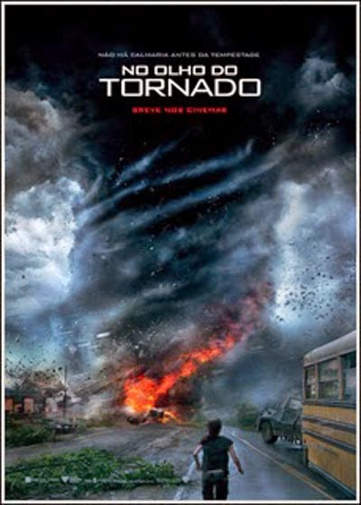 Filme No Olho do Tornado