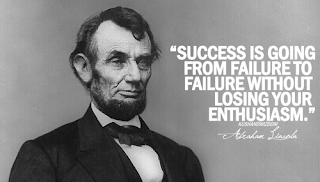 Abraham Lincoln, inspiration,