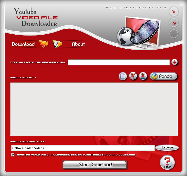 Youtube Video File Downloader 2013