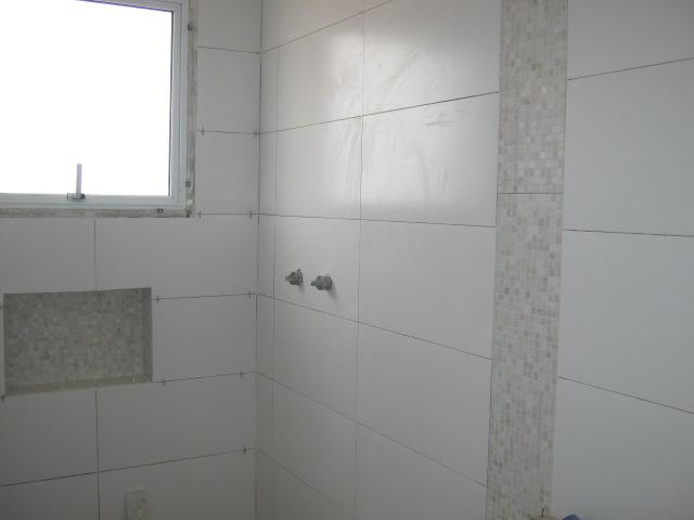 PROJETO APÊ DOS SONHOS! Primeira caca nicho -> Borda Nicho Banheiro