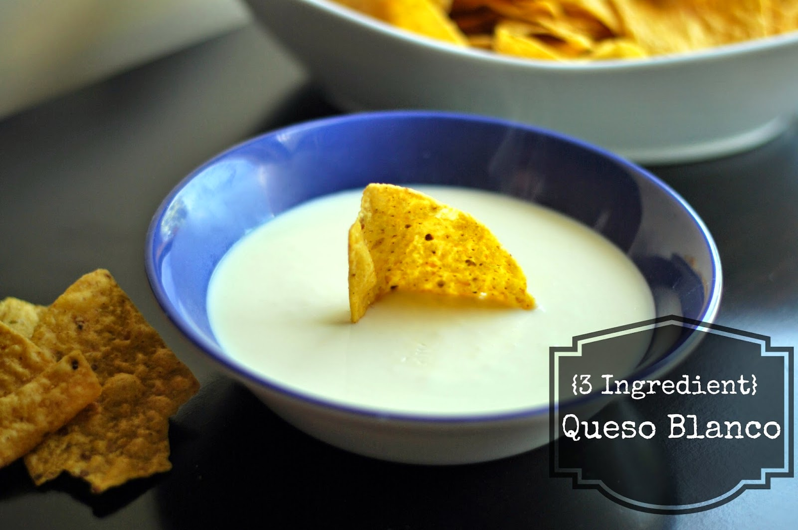 {3 Ingredient} Queso Blanco | Aunt Bee's Recipes