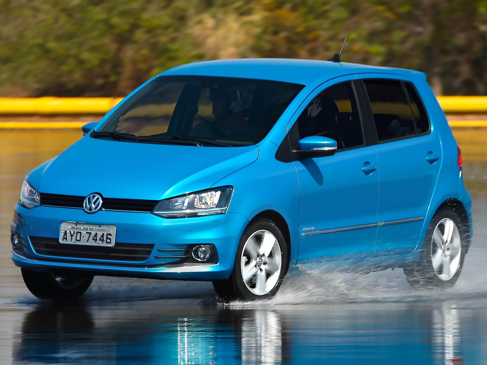 VW Fox - carro mais vendido em fevereiro de 2015