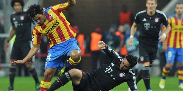 Highlights Bayern Munchen 2-1 Valencia Liga Champions