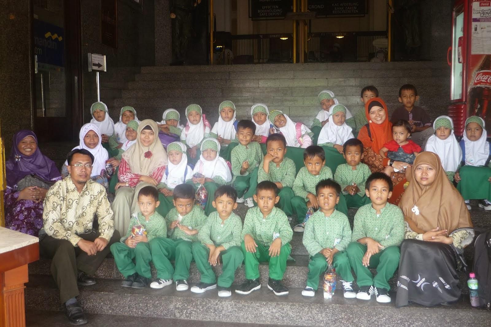 Kunjungan Edukasi Museum Bank Mandiri