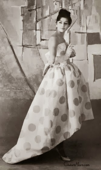 Couture Allure Vintage Fashion Givenchy 1959 And 1984