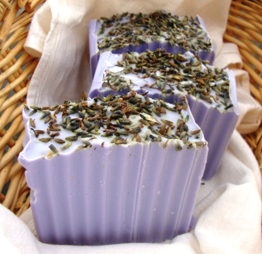 Modern day laura - Homemade soap with lavender the perfect gift ...