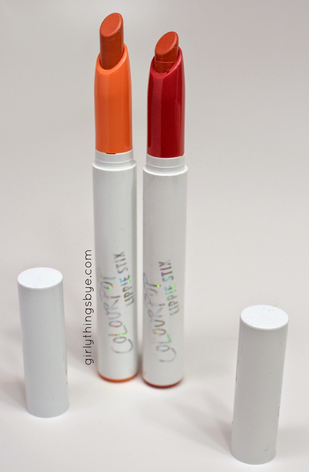 Colour Pop Lippie Stix, Frieda, BFF