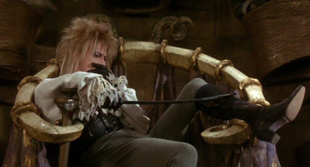 David Bowie Labyrinth Pants After david bowie has thrownDavid Bowie Labyrinth Pants Gif