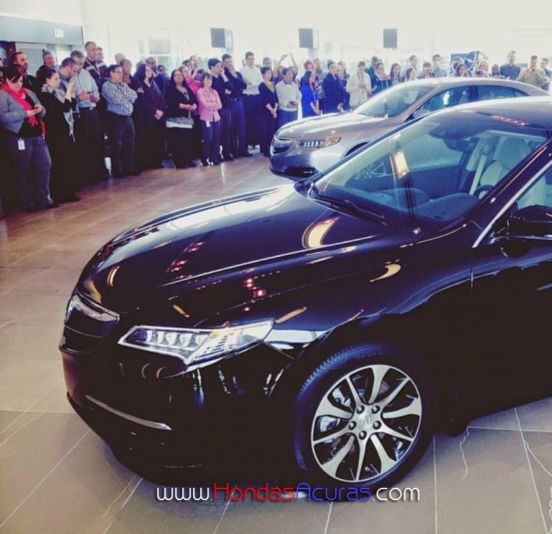 Used Acura Tlx 2015: TLX In The Wild... And New Pics