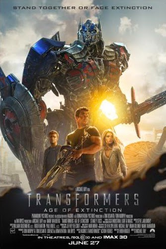Transformers - Age of Extinction 2014 BluRay Gratis Download