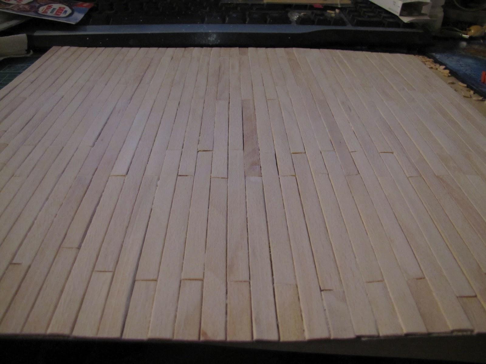 Casa dida houten vloer