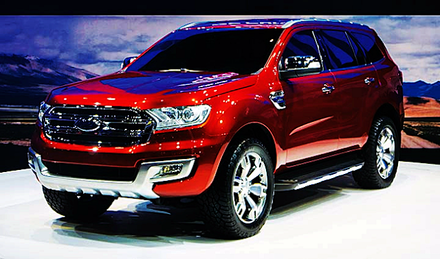 Ford Everest 2016 Philippines Review 2016 Ford Everest