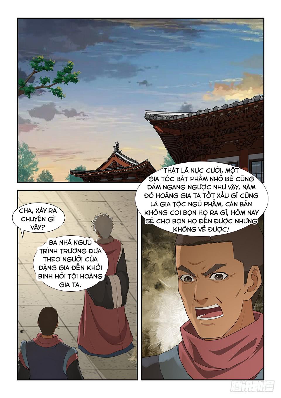 Kiếm Nghịch Thương Khung Chapter 114 video - Hamtruyen.vn