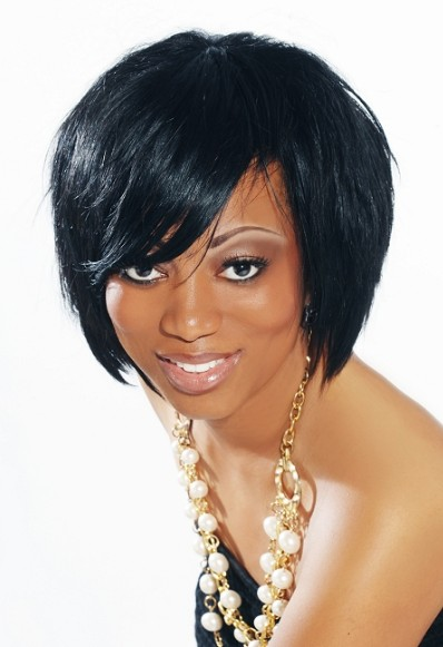 Nana Hairstyle Ideas: Cute Srt Hairstyles For Black Women