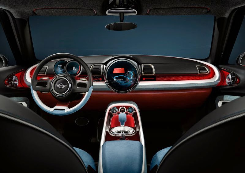 Mini Clubman Concept, 2014, Indo Automobiles, Cars Concept, Luxury Automobile