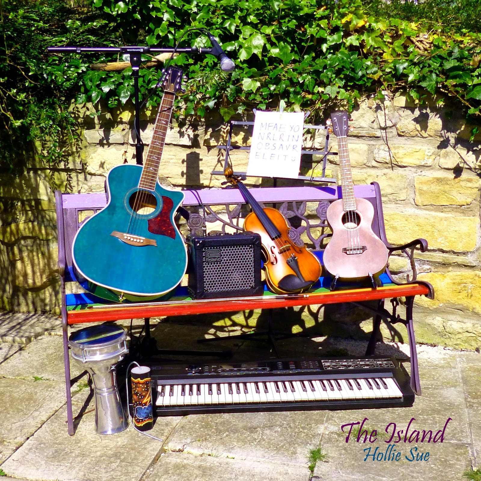 The Island Album Cover
