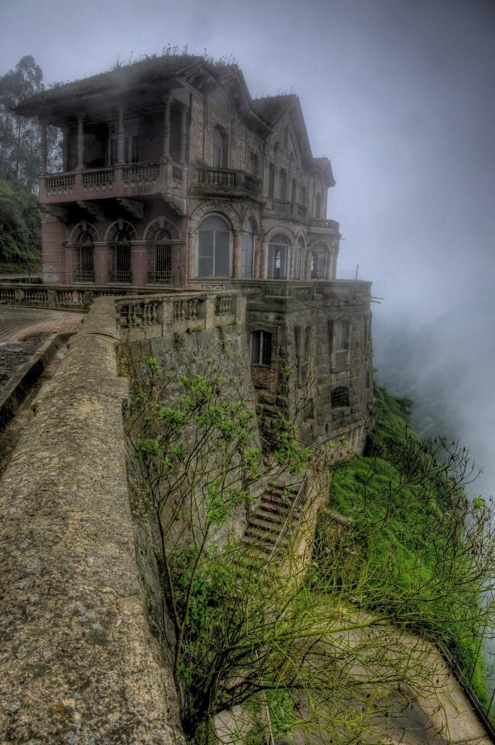 Lugares Abandonados mais Incríveis e Lindos do Mundo