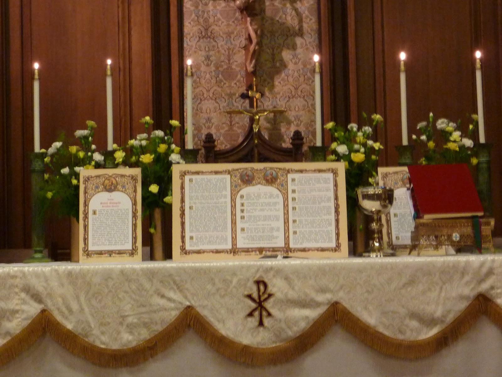Servimus Unum Deum Latin Mass Altar Serving And Related