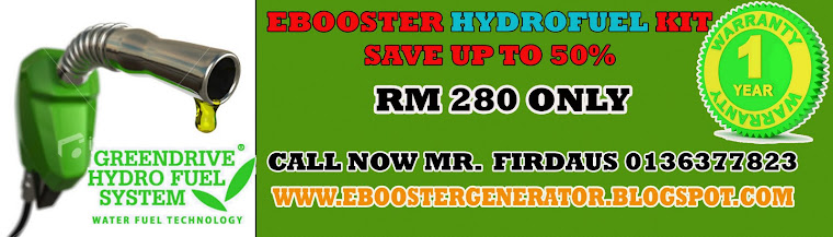 Ebooster Hydrofuel Kit SAVE UP TO 50%