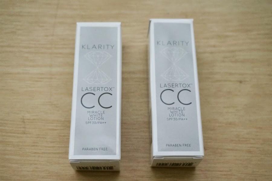 Klarity Lasertox CC Miracle