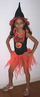 Minha bruxynha fashion!