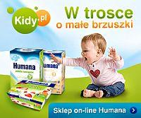 Jak to bywa z zasypianiem i konkurs - wygraj zakupy w Kidy.pl