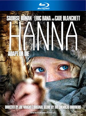 Filme Poster Hanna BRRip XviD & RMVB Legendado