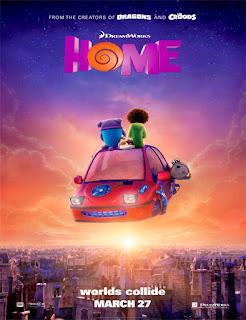 Ver Pelicula Home: No hay lugar como el hogar (2015) Online Gratis