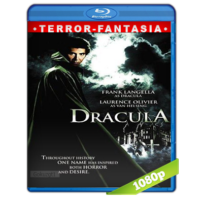 Dracula (1979) BRRip Full 1080p Audio Trial Latino-Castellano-Ingles 2.0